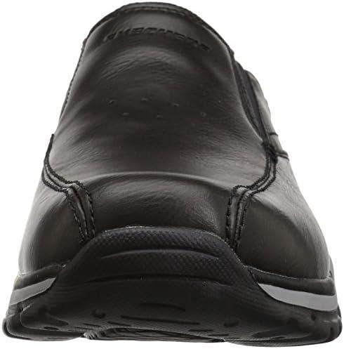 Skechers Men 65415 Moccasins, Black