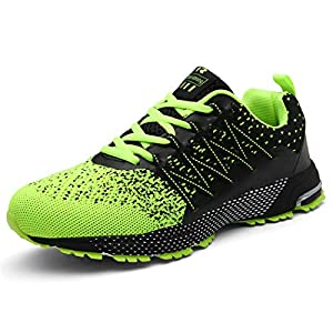 UBFEN Basket de Homme Femme Chaussures de Sport Running Course Sport Fitness Sneakers Chaussures de Running sur Route…