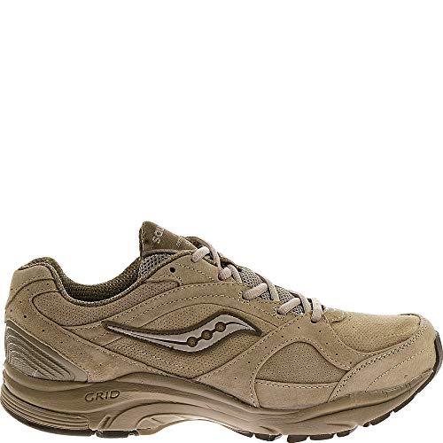 Saucony Women's ProGrid Integrity ST 2 Sneaker, Stone, 7 D US
