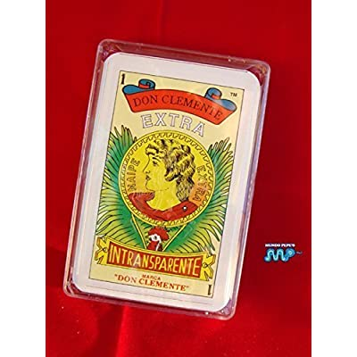 Don Clemente Naipe Extramatizado - Mexican Card Game: Sports & Outdoors