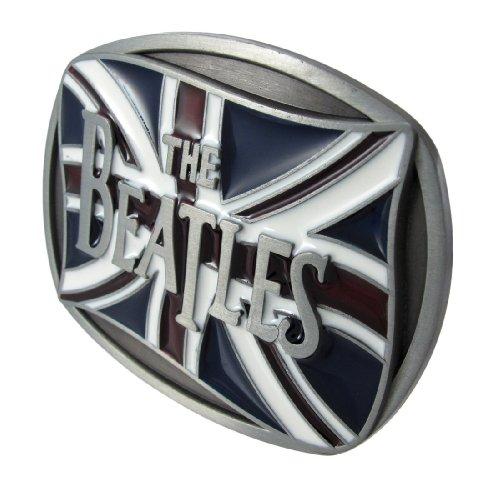 The Beatles Union Jack Flag Belt Buckle British UK (Uk Belt Buckle compare prices)