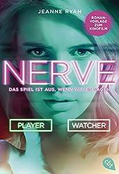 NERVE - Das Spiel ist aus, wenn wir es sagen (German Edition)