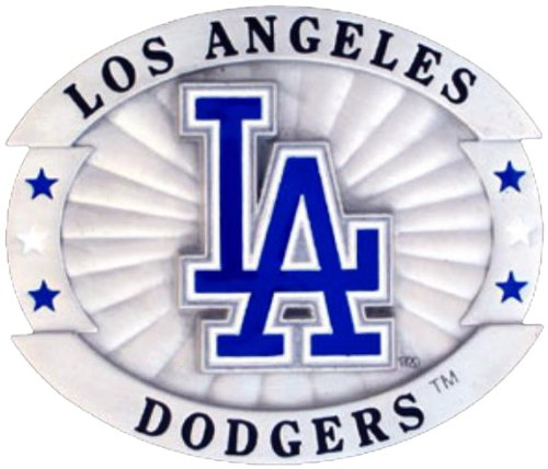 MLB Los Angeles Dodgers Oversized Buckle