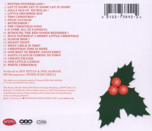 Chicago - Christmas: What's It Gonna Be Santa - Amazon.com Music