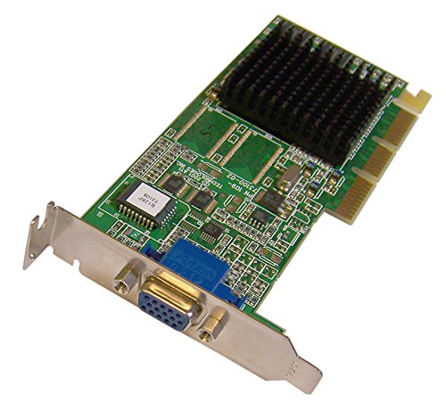 Dell 16MB ATi Rage128 Low Profile AGP Video Card 2G823