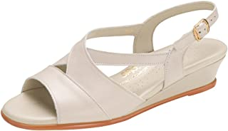 product image for SAS Women's Caress Leather Sandal