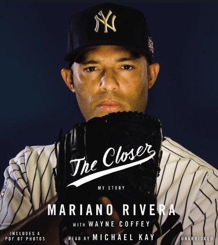 El cerrador / The Closer: Mi vida / My Life: Library Edition (Spanish Edition) by Blackstone Audio Inc