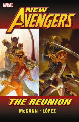 New Avengers: The Reunion TPB PDF