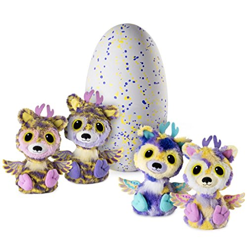 Hatchimals Surprise  Deeriole  Hatching Egg with Surprise Twin Interactive Hatchimal