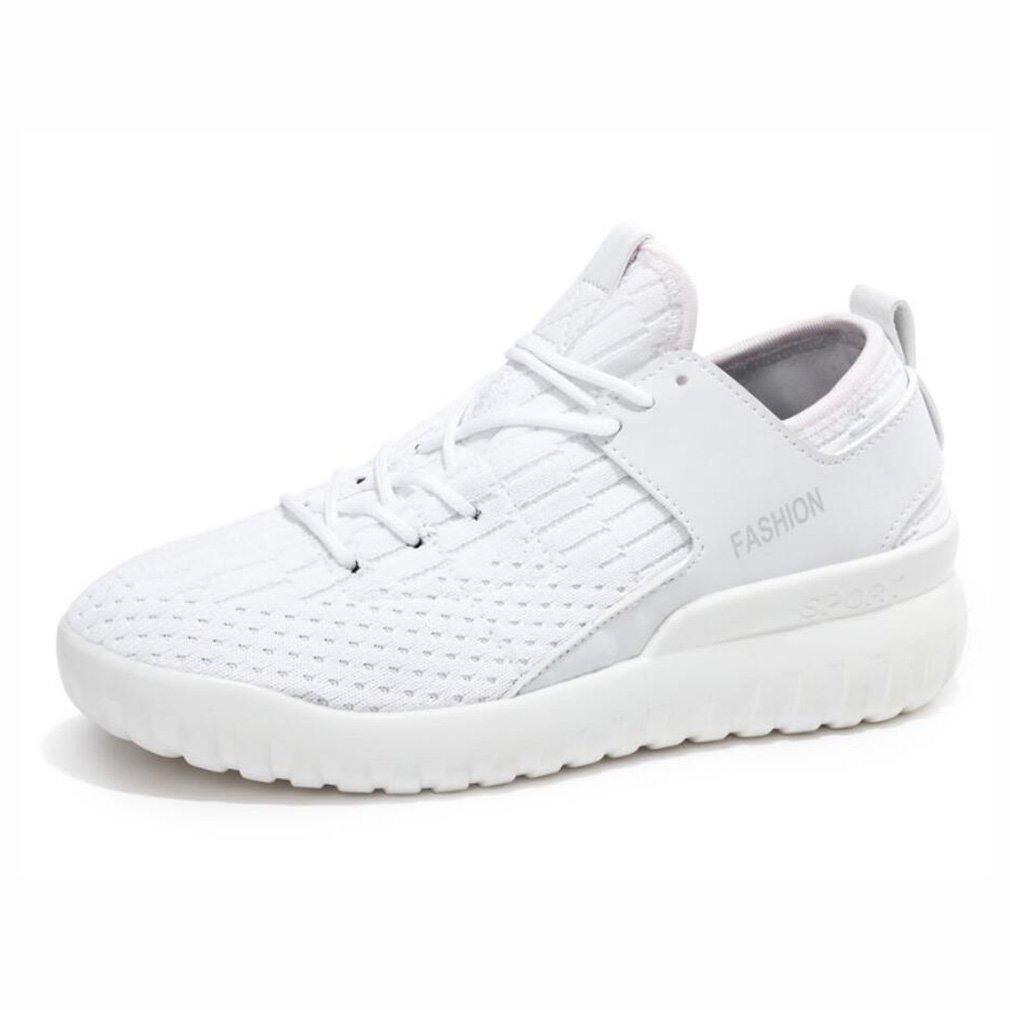 YaXuan Turnschuhe der Frauen, 2018 Frühlings Studenten-Breathable Sport-Schuhe, weibliche leichte koreanische Freizeitschuhe, laufende Kokosnuss-Schuhe (Farbe : C, Größe : 38)
