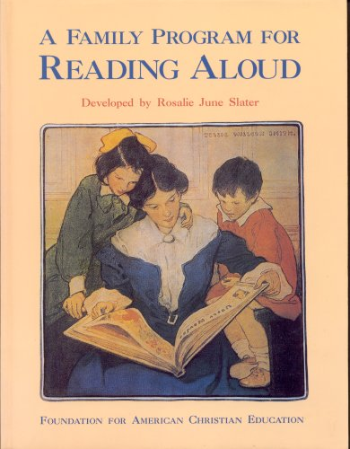 A Family Program for Reading Aloud: P.1 and 2