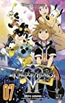 Kingdom Hearts II, tome 7 par Amano