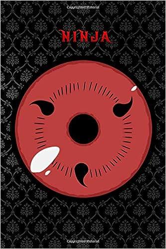 Amazon.com: ninja: Mangekyou shinobi ninja sharingan Lined ...