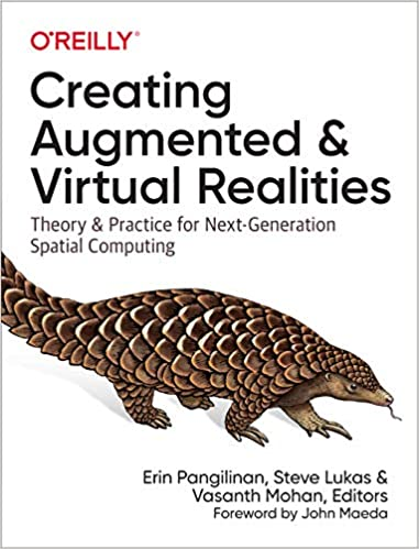 couverture du livre Creating Augmented and Virtual Realities