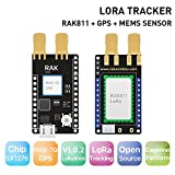 RAKWireless RAK811 SX1276 LoRa Tracker Open Source Board, MAX-7Q GPS Module and MEMS Sensor, Wireless Remote Positioning Solution