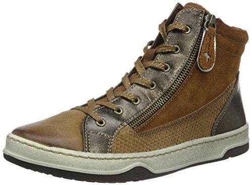Tamaris Marron 354 muscat Femme Comb 25220 Sneakers Hautes rxqZrBa