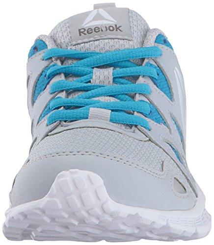 Reebok Womens Supreme 3.0 MT Running Shoe Cloud Grey/Caribbean Teal 1kyEEYXU