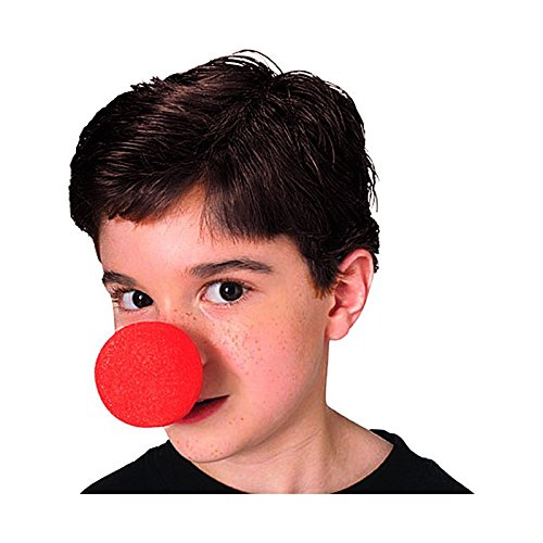 (Rubie's Red Foam Pull On Clown Nose)