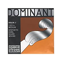 Thomastik Strings For Violin Dominant nylon core