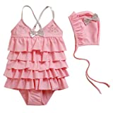 Vivo-biniya Kid Girls One-piece Swimsuits and