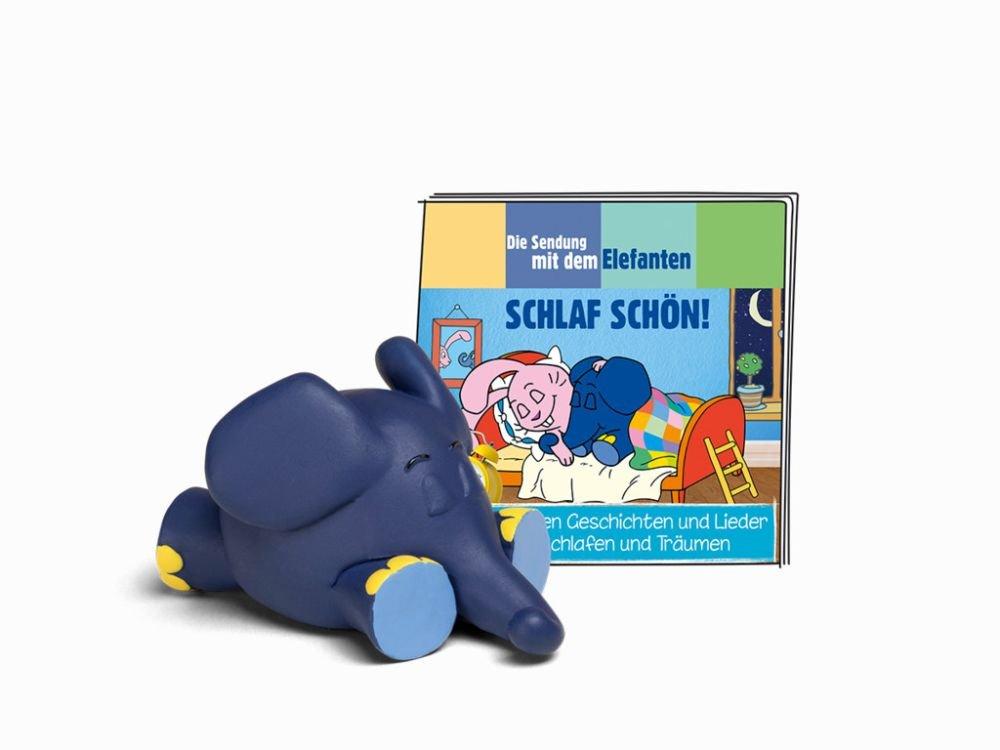 tonies 01-0097 Hörfigur Die Sendung mit dem Elefanten, Schlaf schön! Schlaf schön!
