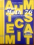 Math 76, Stephen Hake and John Saxon, 1565771540