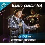 Mis 40 En Bellas Artes [2 CD/DVD Combo][Deluxe Edition]