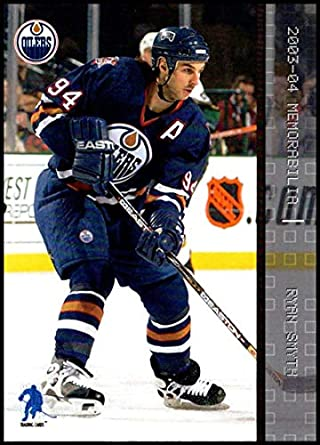 77e21eda0 Amazon.com  2003-04 Be A Player Memorabilia  79 Ryan Smyth NM-MT ...