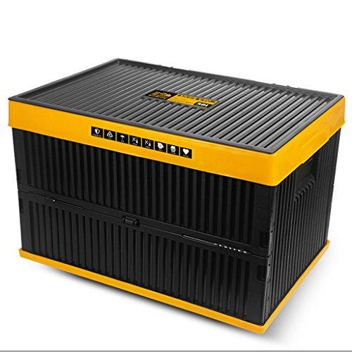 Caja de Almacenamiento del Coche Simple Caja de Almacenamiento del Tronco Caja de Almacenamiento Caja de Cola Trasera Caja...