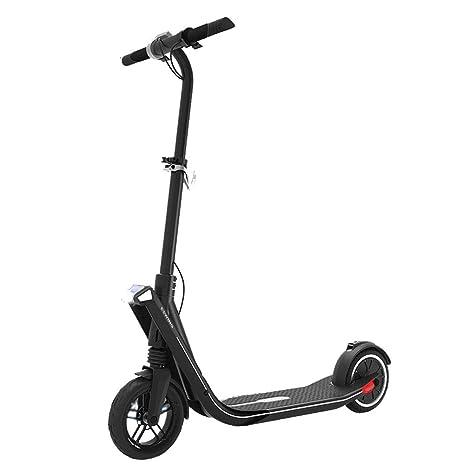 YYD Scooter de Pedales para Adultos - Scooter Urbano de ...
