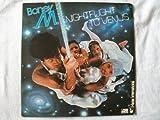 BONEY M Night Flight to Venus LP 1978