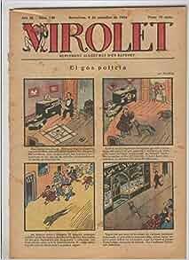 Virolet suplement illustrat d, en Patufet numero 140 del 6.09.1924