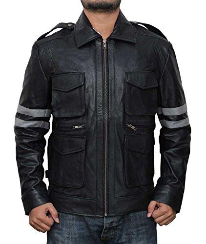 [Resident Evil 6 Leon Kennedy Jacket XXL] (Leon Kennedy Costumes)