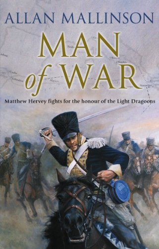Man of War (Matthew Hervey, Book 9)