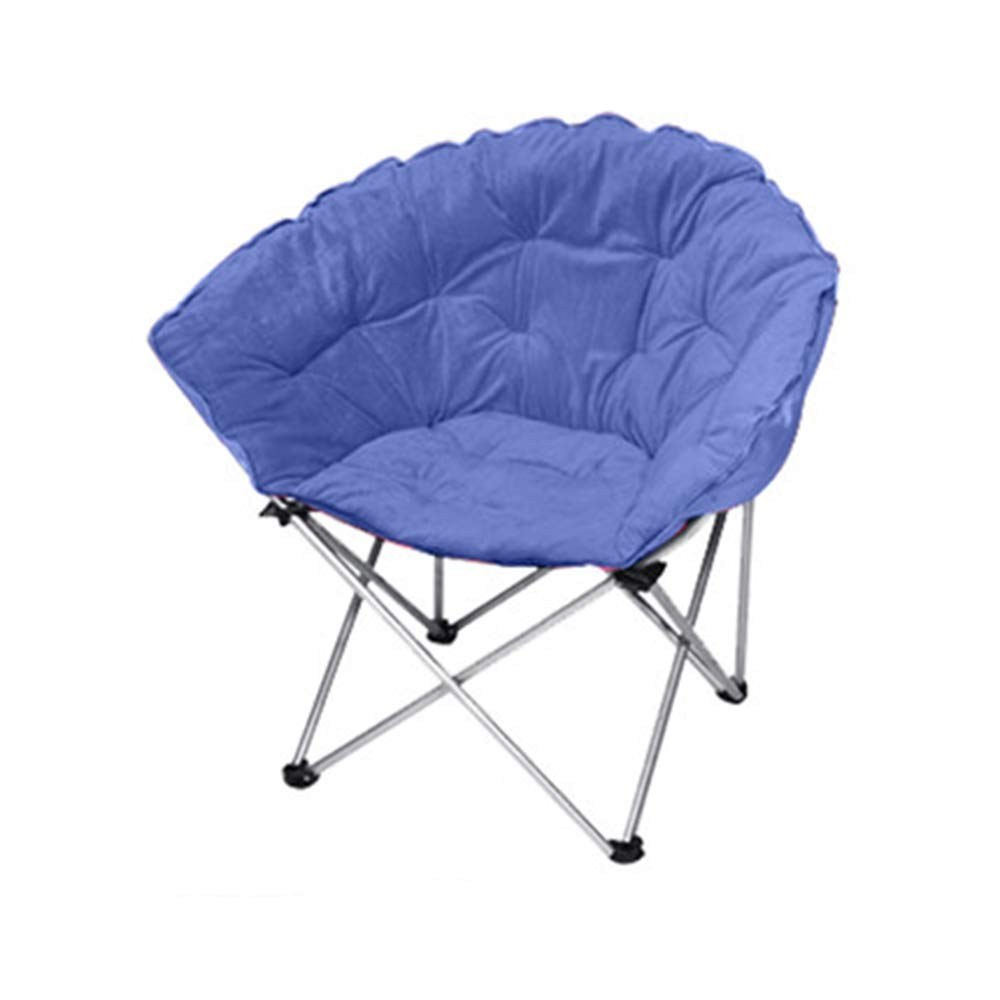 bluee Garden Relaxer, Zero Gravity Foldable Chair Large Lazy Folding Recliner Dormitory Chair Lunch Break Lazy Couch Sun Lounger Leisure