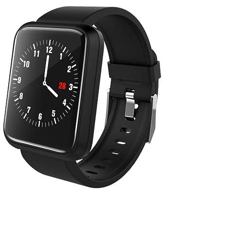 FRWPE Smart Watch Hombres Mujeres Deporte Bluetooth Presión ...