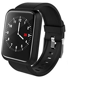 FRWPE Smart Watch Hombres Mujeres Deporte Bluetooth ...