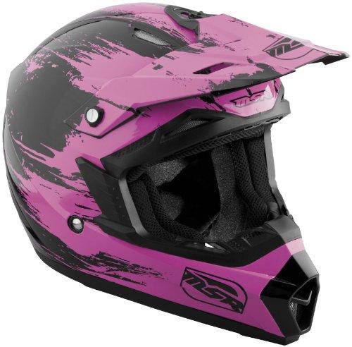 (MSR Helmet Visor for Assault Helmet - Pink)