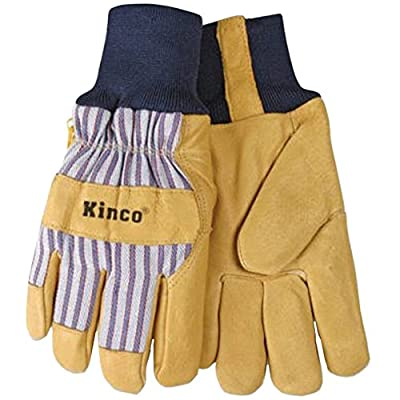Kinco Lined Grain Pigskin Glove