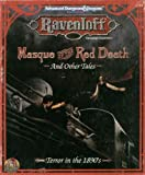 Download Masque of the Red Death and Other Tales (AD&D 2nd Ed Roleplaying, Ravenloft, Expansion, 1103) in PDF ePUB Free Online