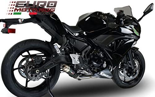 Kawasaki Ninja 650 2017 Gpr sistema de escape para moto ...