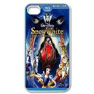 Snow White Revenge Apple -black Hard Cover Case For Iphone 4 4S case cover GHLR-T435560