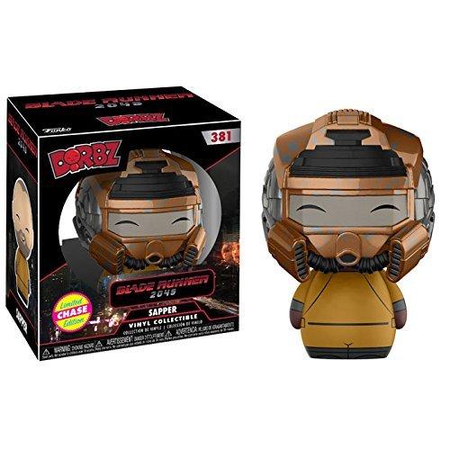 Funko Dorbz Vinyl Figure Chase Helmet Blade Runner 2049 SAPPER