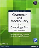 Grammar & Vocabulary for FCE 2nd Edition with key + access to Longman Dictionaries Online (Grammar and Vocabulary)