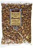 Trader Joe's 50% Less Salt Dry Roasted and Salted Almonds, 1 lb