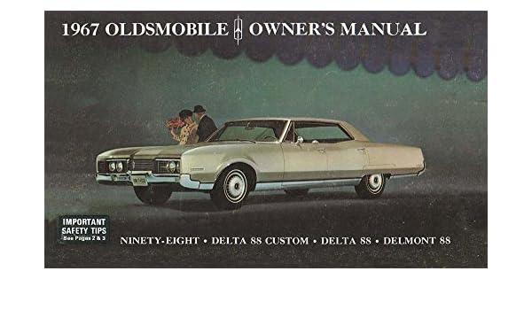 amazon com bishko automotive literature 1967 oldsmobile 98 delta 88 rh amazon com 1984 Delta 88 1970 Delta 88