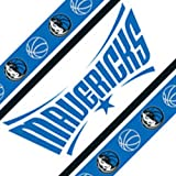 Sports Coverage NBA Dallas Mavericks Self Stick Wall Border
