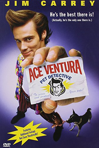 Amazon.com: Ace Ventura: Pet Detective: Jim Carrey, Courteney Cox ...
