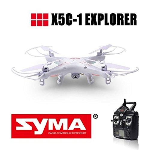 Drone barato con cámara: Syma X5C