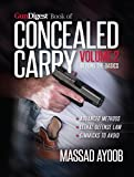 img - for 2: Gun Digest Book of Concealed Carry Volume II - Beyond the Basics book / textbook / text book